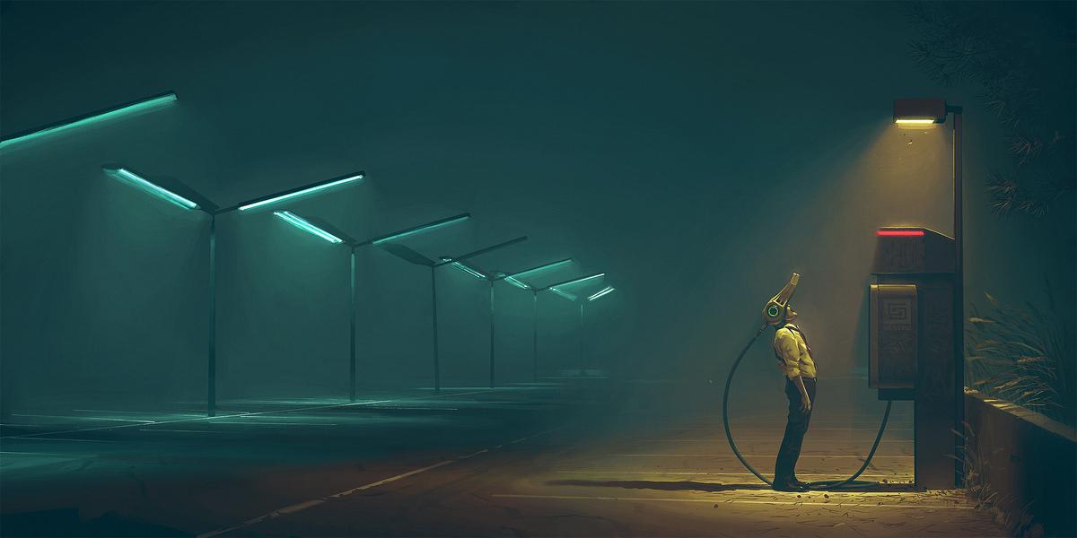 The Electric State © Simon Stålenhag