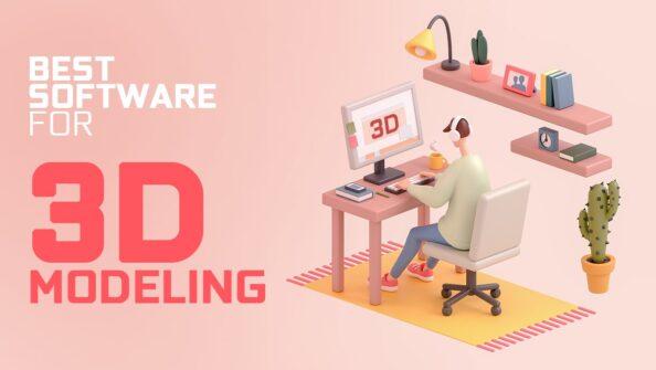 3D艺术家推荐——4款最佳3D建模软件