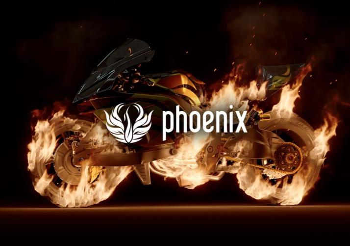 Phoenix FD - 瑞云渲染