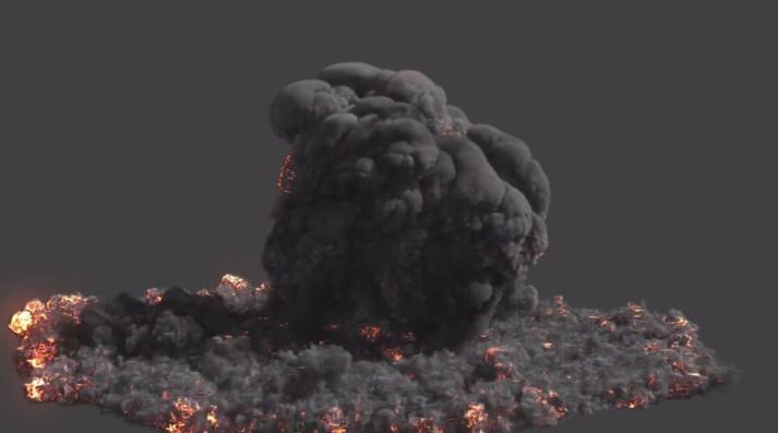 盘点在3D中模拟火和烟的最佳工具