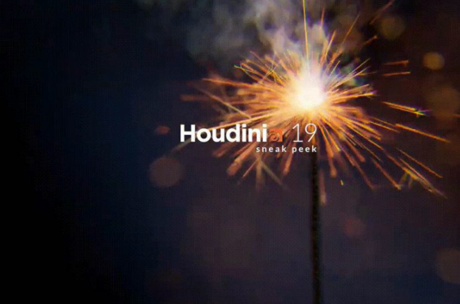 Houdini 19新功能发布,这些更新你一定要知道