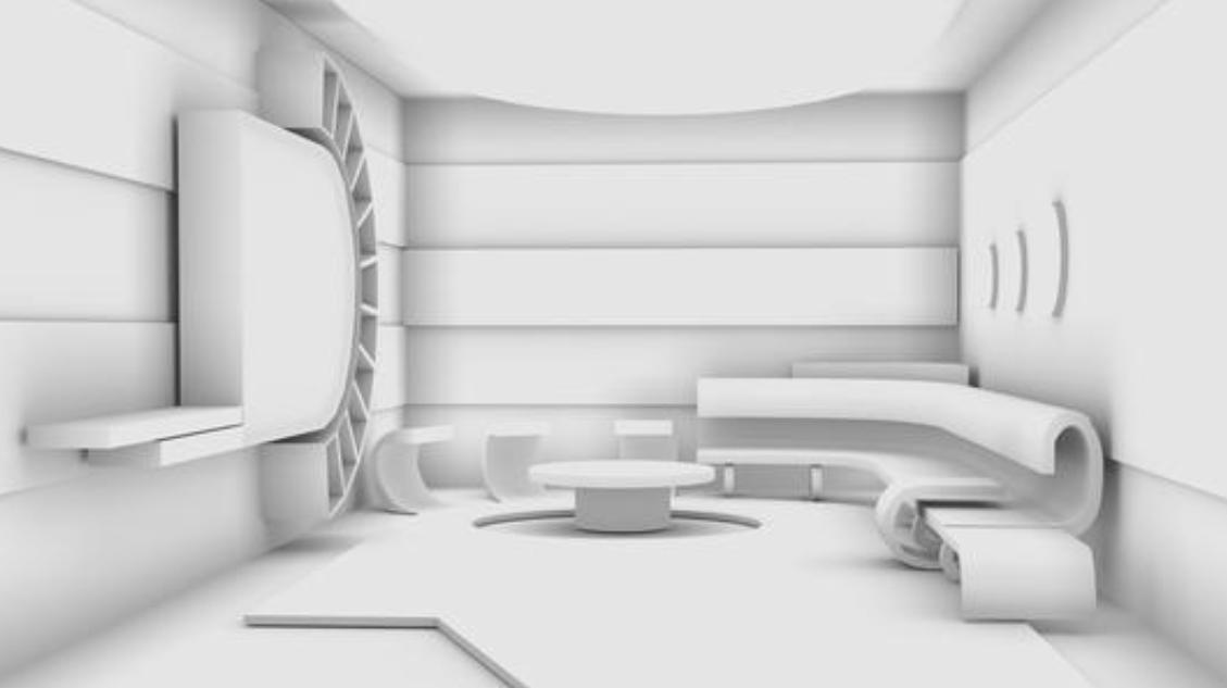 简化3D渲染的方法