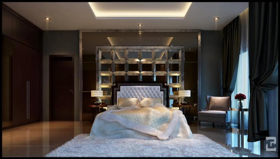 Master Bedroom PIK © Reinaldo Handaya