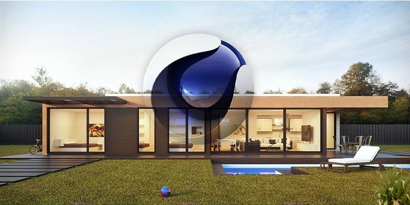 用于建筑可视化的Cinema 4D插件-瑞云渲染农场